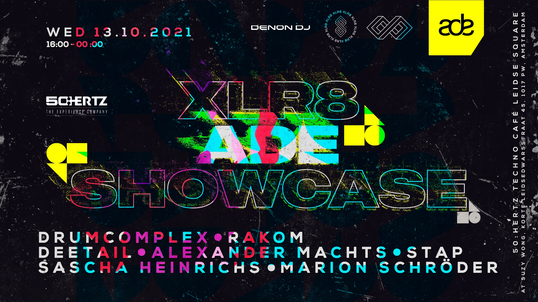Read more about the article ADE Showcase 2021